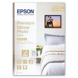 Papier EPSON S041315 Premium Glossy Photo 255g/m2, A4, 15ks C13S042155