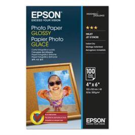 Papier EPSON S042548 photo 10x15, 100ks 200g/m2 C13S042548