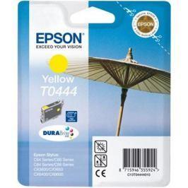Kazeta EPSON S C64/C66/C84/CX3650/CX6400 yellow HC C13T04444010
