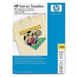 Papier HP C6050A Nažehľovacie média HP, A4, 12 listov., 170g/m2