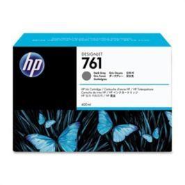 Kazeta HP CM996A No. 761 ink tmavošedá 400ml