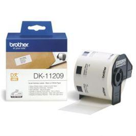 Rolka BROTHER DK11209 Small Adress Labels (800 ks)