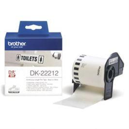 Rolka BROTHER DK22212 Continuous Film Tape (Biela 62mm)