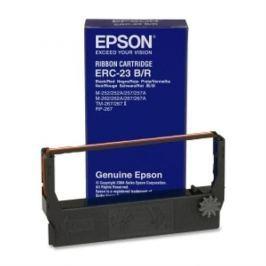 Páska EPSON TM-267/II,-250, -270, -280, M-260 series, black ERC-23B