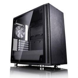 Skrinka Fractal Design Define Mini C čierna (okno TG) FD-CA-DEF-MINI-C-BK-TG