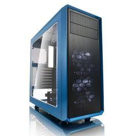 Skrinka Fractal Design Focus G modrá (okno) FD-CA-FOCUS-BU-W