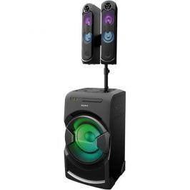 Sony Hi-Fi MHC-GT4D, USB,MP3,BT,NFC,CD, 1200W MHCGT4D.CEL