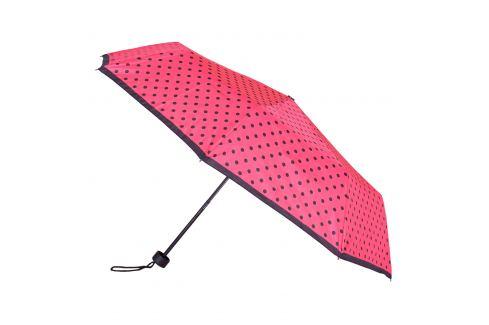 Skladací dáždnik s bodkami