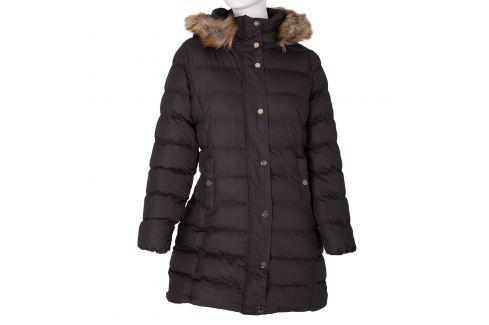 Dámska zimná bunda s kožúškom