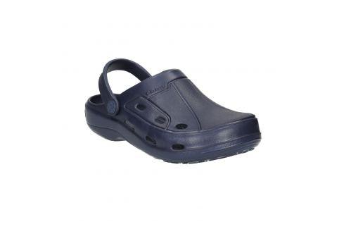 Modré detské sandále