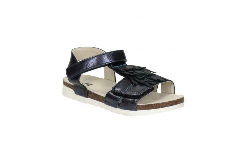 Dievčenské sandále so strapcami
