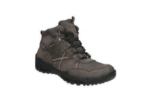 Kožená obuv v Outdoor štýle