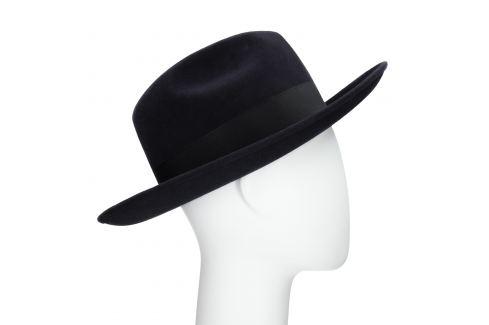 Tmavo modrý klobúk