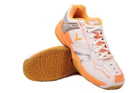 Dámska halová obuv Victor SH-A320L White Orange - shopovanie.sk be8832e7c2