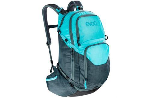 Cyklistický batoh EVOC EXPLORER PRO 30l modrý