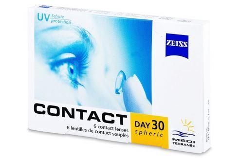 Contact Day 30 Spheric (6šošoviek)