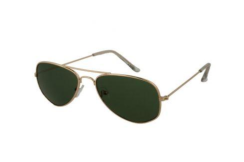 Detské slnečné okuliare Alensa Pilot Gold