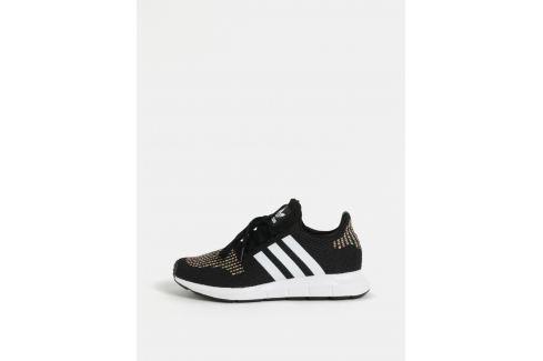 b3b27aba9413a Čierne dámske tenisky adidas Originals Swift Run - shopovanie.sk