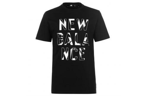 Pánske štýlové tričko New Balance - shopovanie.sk 9664a47ef2