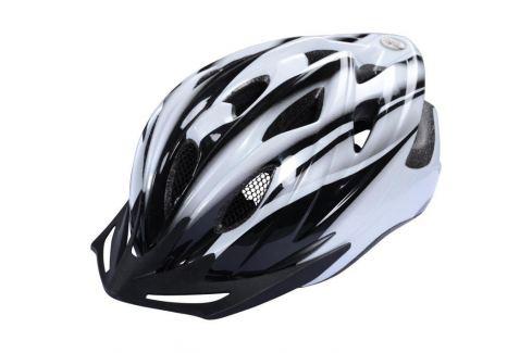 Cyklistická prilba HIGH COLORADO S-122 Black   White Čierno-biela 59-63 cm 77f17b3b5e1