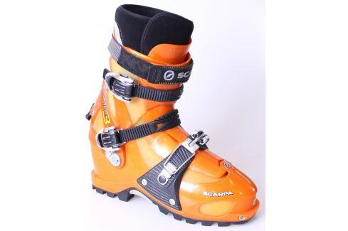 BAZÁR Skialpinistické Lyžiarky SCARPA Spirit 3 Čierno-oranžová 30.0 ... 38c03734160