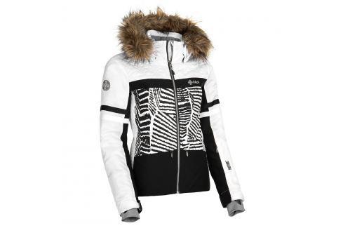 f0f65df32131 Dámska lyžiarska bunda KILPI Lesia-W - 17 18 Bielo-čierna 42 ...