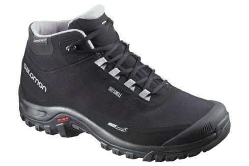 Pánska zimná obuv SALOMON Shelter CS WP - 17 18 Čierna uk 10 ... 9fc5ea919c4