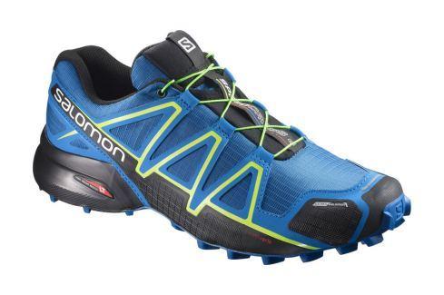 2c7ad130c15 Pánska bežecká trailová obuv SALOMON Speedcross 4 CS Mykonos BI Hawaiian 18  19 Modrá uk 9.5