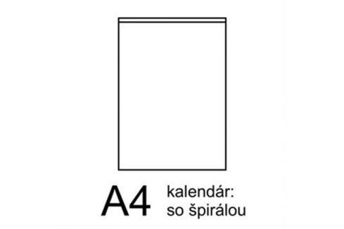 Kalendár RAYFILM PREMIUM PLUS matný 13listov 170g (na výšku) A4 R0230.CA03/7G