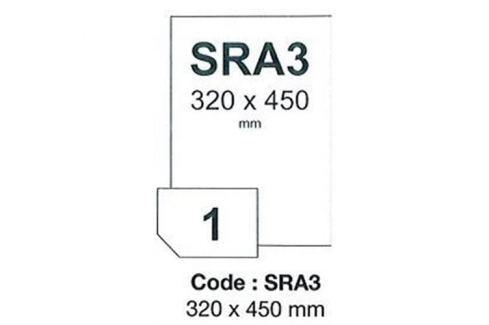 Papier RAYFILM matný laser 300ks/SRA3 200g R0281.SRA3D
