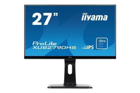 Monitor iiyama XUB2790HS-B1, 27'', LCD, IPS, HDMI, HAS, slim