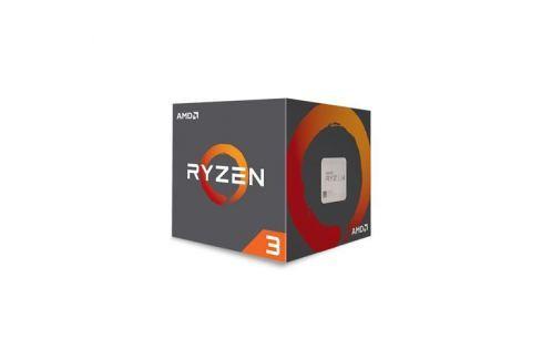 CPU AMD Ryzen 3 1300X, Processor BOX, soc. AM4, 65W, s Wraith Stealth chladičom YD130XBBAEBOX