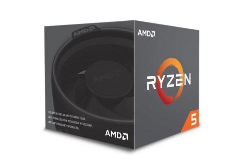 CPU AMD Ryzen 5 2600X, Processor BOX, soc. AM4, 65W, s Wraith Spire chladičom YD260XBCAFBOX
