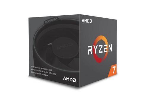 CPU AMD Ryzen 7 2700, Processor BOX, soc. AM4, 65W, Wraith Spire (LED) chladič YD2700BBAFBOX