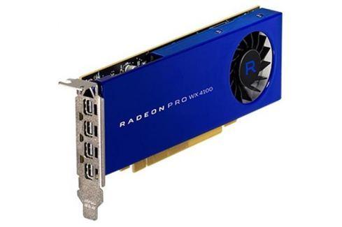 VGA HP Radeon Pro WX 4100 4GB 4x mDP LowProfile Z0B15AA