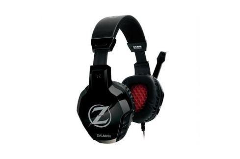 Headset Zalman ZM-HPS300 50mm driver, čierny