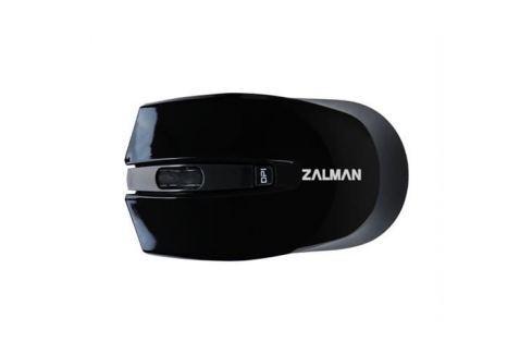 Myš Zalman ZM-M520W optická, bezdrôtová, 1600DPI, 4tl., black, USB ZM-M520W BLACK