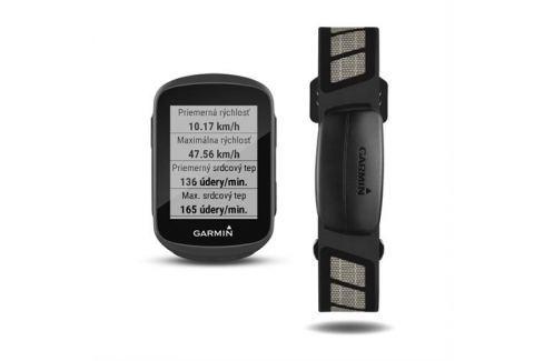 Garmin GPS Edge 130 HR Bundle 010-01913-06