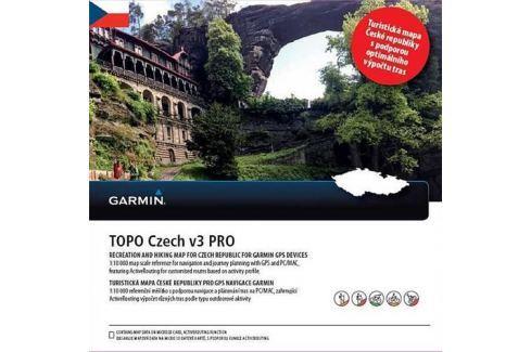 GARMIN Topo Czech PRO 2017, microSD/SD karta 010-12365-01