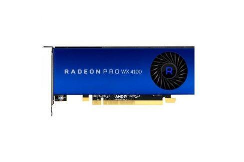 AMD Radeon Pro WX 4100 - 4GB GDDR5, 4xmDP 100-506008