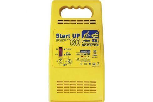 Nabíjačka autobatérie, tester autobaterií, systém pre rýchle štartovanie auta GYS 024922, 12 V, 25 A 1331067