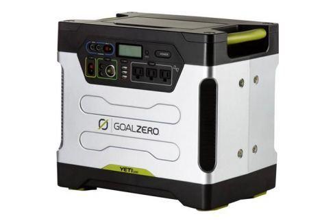 Nabíjacia stanica Goal Zero Yeti 1250, solárny generátor 230 V, 100000 mAh 1359740